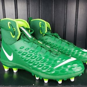Other - Nike mens force savage varsity 2 cleats green 11